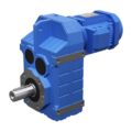 Catalog of F Series Parallel Shaft Helical Gear Motor