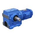 Catalog of S Series Helical Worm Gear Motor